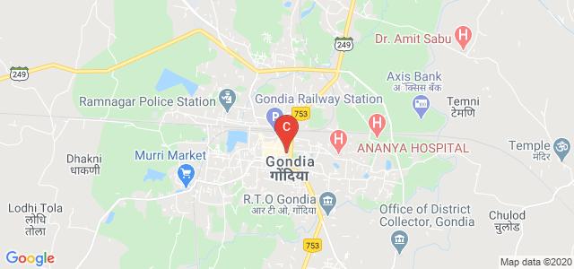 Govt Medical College & Hospital, Gondia, Sindhi Colony, Gondia, Maharashtra, India
