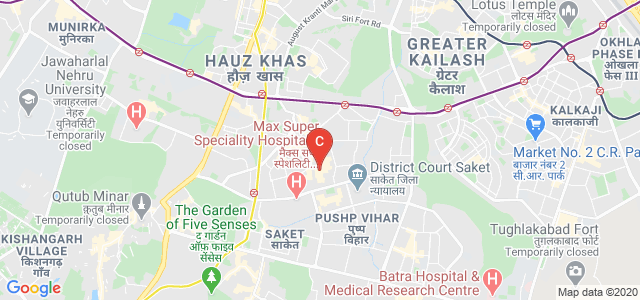 Khirki Extension Road, Khirki Extension, Malviya Nagar, New Delhi, Delhi 110017, India