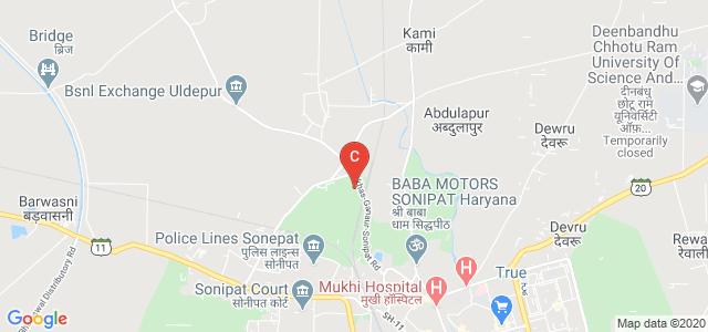 South Point School of Polytechnic, Sugar Mill Road, Hanuman Nagar, Sonipat, Haryana, India
