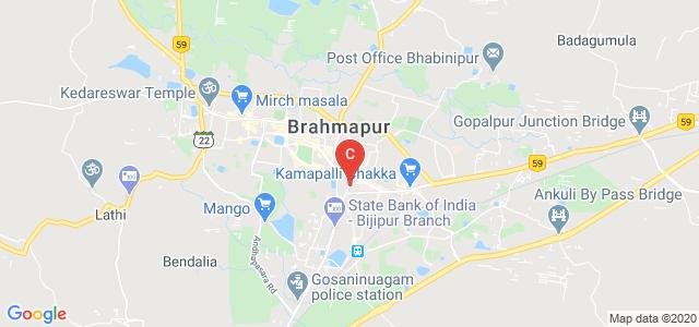 Sashi Bhusan Rath Government Women's College, Brahmapur, Odisha, India