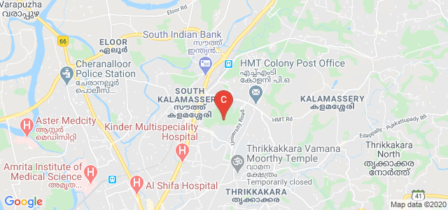 School of Engineering, Cochin University of Science And Technology, Pipeline Road, Thrikkakara, Kalamassery, Ernakulam, Kerala, India