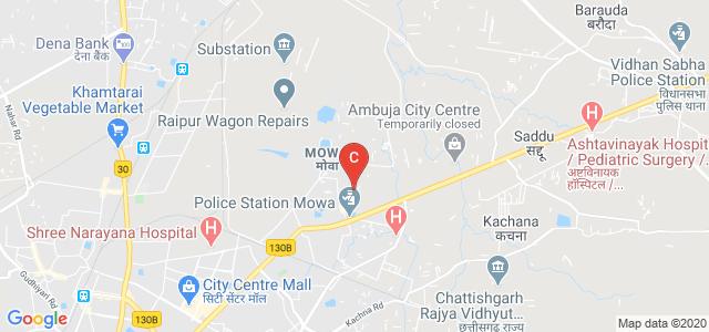 Dubey Colony, Mowa, Raipur, Chhattisgarh, India
