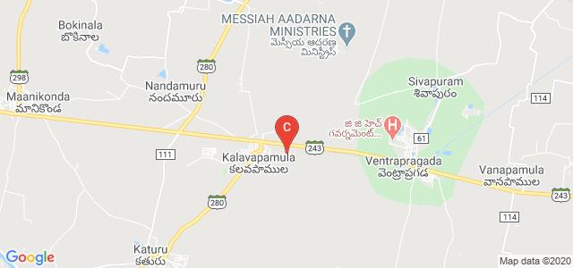 SRI JYOTHI POLYTECHNIC, Vuyyuru, Andhra Pradesh, India