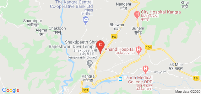 Government Polytechnic College, Shimla-Kangra Road, Talpura, Kangra, Himachal Pradesh, India