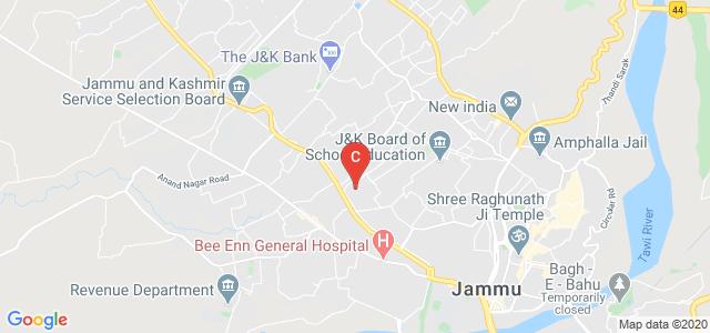 Govt. Polytechnic For Women, Jammu, Near A.G. Office, Shakti Nagar, Lower Shiv Nagar, Jammu