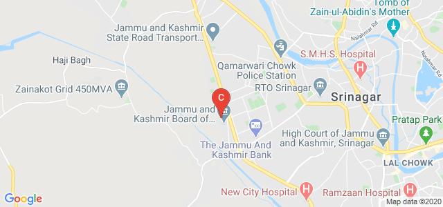 Government Polytechnic for Women, Bemina, Srinagar