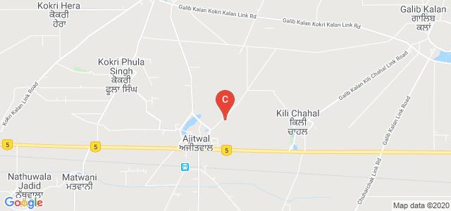 LALA LAJPAT RAI MEMORIAL POLYTECHNIC COLLEGE, Ajitwal, Punjab, India