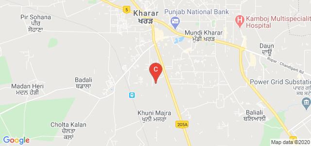 Govt Polytechnic College Mohali khunimajra, Sector 115, Khuni Majra, Punjab, India