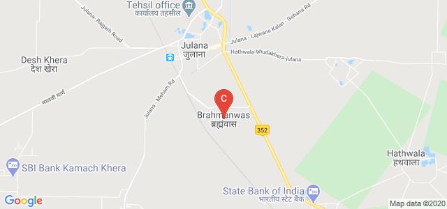Adarsh Polytechnic Jind, Brahmanwas, Haryana, India