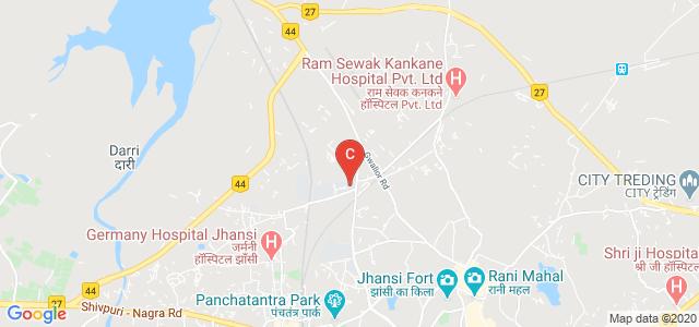 GOVERNMENT POLYTECHNIC JHANSI, Gwalior Road, Ansal Colony, Jhansi, Uttar Pradesh, India