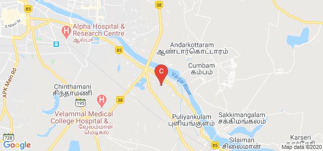 K.L.NAGASWAMY MEMORIAL POLYTECHNIC COLLEGE, Madurai, Tamil Nadu, India