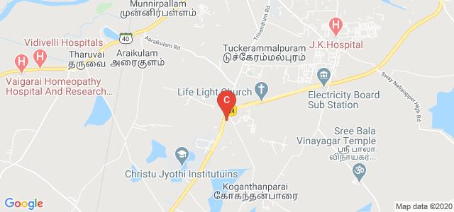 IRT Polytechnic College, Tirunelveli, Tamil Nadu, India