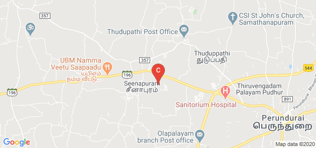 Konghu Velalar Polytechnic College, Erode, Tamil Nadu, India