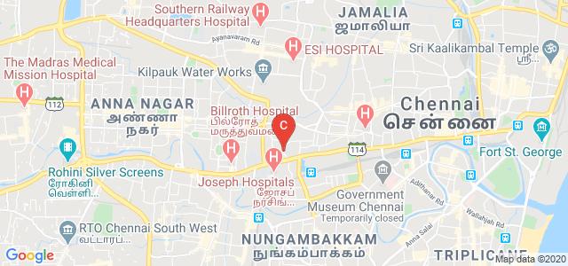 SIGA Polytechnic College, Telecom Quarters, Kilpauk, Chennai, Tamil Nadu, India