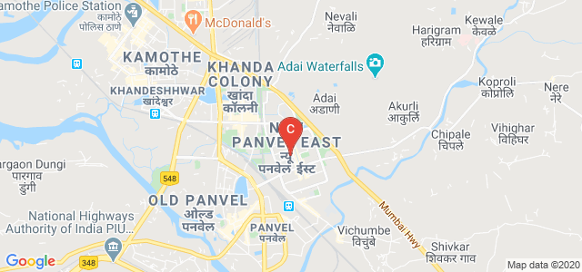 shantiniketan polytechnic, Sector 2, New Panvel East, Panvel, Navi Mumbai, Maharashtra, India