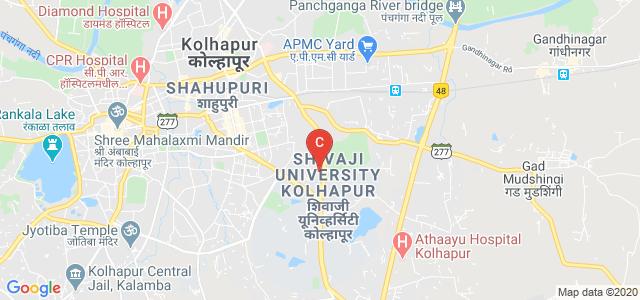 Government Polytechnic, Shivaji University Kolhapur, Vidya Nagar, Kolhapur, Maharashtra, India