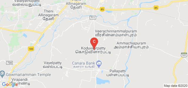 THENI KAMMAVAR SANGAM POLYTECHNIC COLLEGE, Kammavar Nagar, Koduvilarpatti, Theni, Tamil Nadu, India