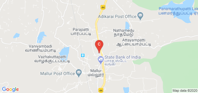 The Kongu Polytechnic College, Trichy Main Rd, Mallur, Tamil Nadu, India