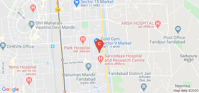 Sector 8, Faridabad, Haryana 121006, India