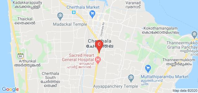 Government Polytechnic College, Cherthala, NH 47, Maruthorvattom, Muttathiparambu, Cherthala, Kerala, India