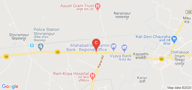 Goswami Tulsidas Government College, Karwi, Uttar Pradesh, India