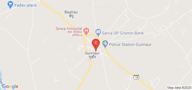 Gunnaur, Badaun, Uttar Pradesh, India