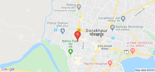 Chandrakanti Ramawati Devi Arya Mahila PG, College, Gorakhpur, UP, Diwan Bazar, New Colony, Gorakhpur, Uttar Pradesh, India