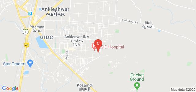 Footwear Design and Development Institute, Sardar Park Road, GIDC, Ankleshwar, Gujarat, India