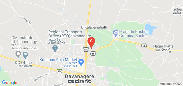 Jain Polytechnic Davangere, Devraj Nagar, Davanagere, Karnataka, India
