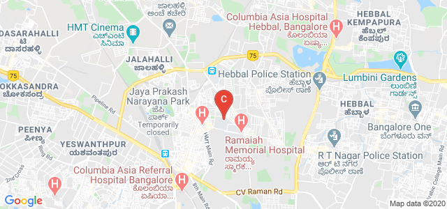 Ramaiah Polytechnic Bengaluru, M S Ramaiah Nagar, Mathikere, Bengaluru, Karnataka, India