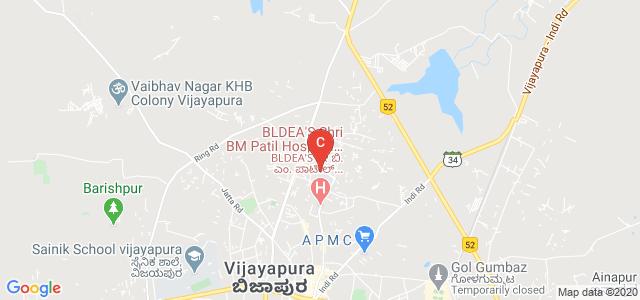 BLDE'A Polytechnic College, Adarsh Nagar, Vijayapura, Karnataka, India