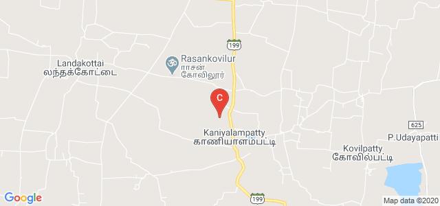 Government Polytechnic College, Kaniyalampatty, Karur, Tamil Nadu, India