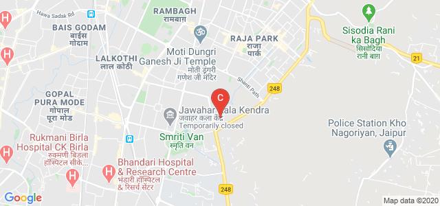 Government Ramchandra Khaitan Polytechnic College, Jawahar Nagar, Jaipur, Rajasthan, India