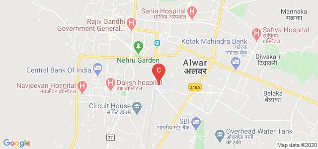 Government Polytechnic College, Alwar, Alkapuri, Alwar, Rajasthan, India