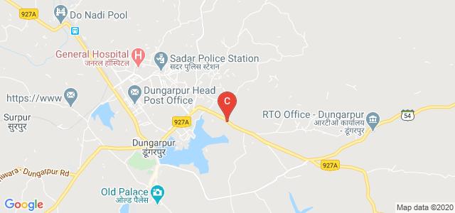 Rajasthan State Highway 54, Bildi, RICO Industrial Area, Dungarpur, Rajasthan, India