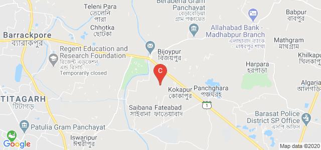 AMS College Of Polytechnic, Nilganj Road, Barasat, Kolkata, West Bengal, India