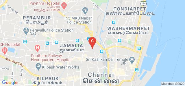 Don Bosco Polytechnic College, Narasimhan Nagar, Pulianthope, Chennai, Tamil Nadu, India