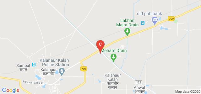 Sat Jinda Kalyana Education Society, National Highway 709, Kalanaur Kalan, Haryana, India