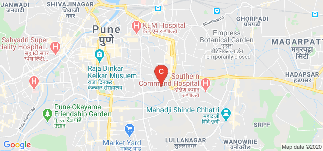 M A Rangoonwala College Of Dental Science & Research Centre, K.B. Hidayatullah Road, Camp, Pune, Maharashtra, India