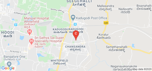 MVJ Polytechnic, 3G Homes Crimson Layout, Kadugodi, Bengaluru, Karnataka, India