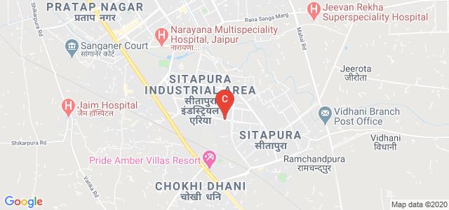 Sitapura, IT Park Road, Sitapura Industrial Area, Jaipur, Rajasthan 302022, India