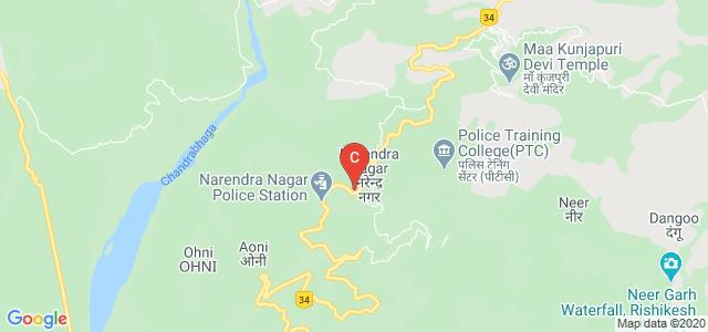 Narendra Nagar, Tehri Garhwal, Uttarakhand, India