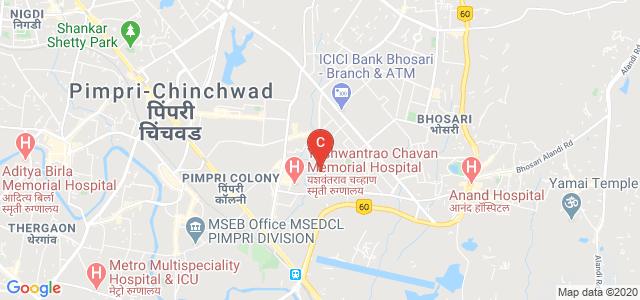 Dr. D. Y. Patil College of Physiotherapy, MIDC, Bhosari, Pimpri-Chinchwad, Maharashtra, India