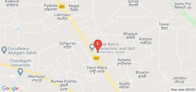 Rayat Bahra University, Kharar, Punjab, India