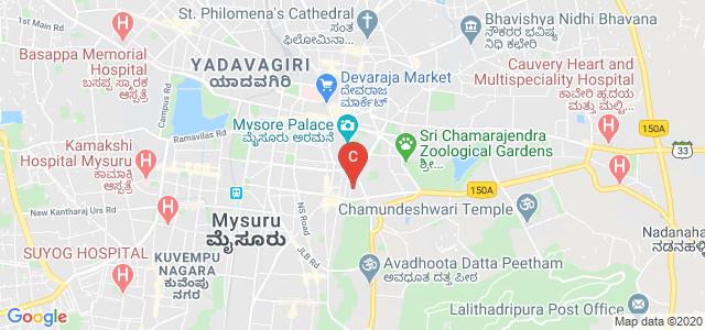 Sree Nataraja Residential First Grade College For Women, Shankar Mutt Road, Agrahara, Chamrajpura, Mysore, Karnataka, India