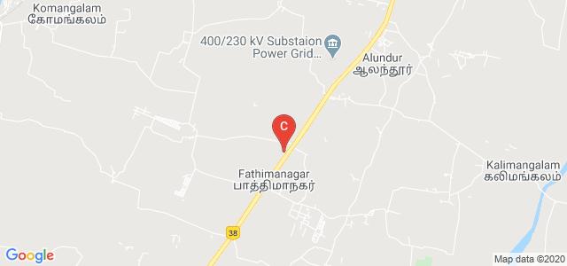 Government Polytechnic College,Srirangam,Sethurappatti, FathimaNagar, Melapachchakudi, Tamil Nadu, India