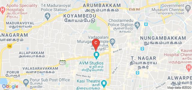 L.V.Prasad Film & TV Academy, Arunachalam Road, Saligramam, Chennai, Tamil Nadu, India