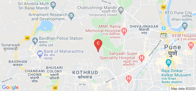 MAEER's MIT Polytechnic, Rambaug Colony, Kothrud, Pune, Maharashtra, India