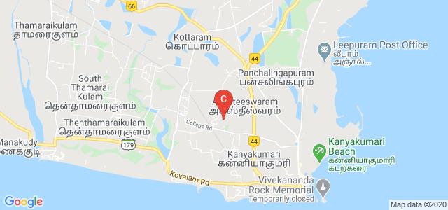 Vivekananda Polytechnic College, Kanyakumari Road, Chukkuparai Therivilai, Kanyakumari, Tamil Nadu, India