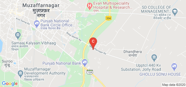 Shiva Polytechnic & Management College, Muzaffarnagar Road, Kukra, Bilaspur, Uttar Pradesh, India